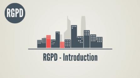 Protection des données - RGPD
