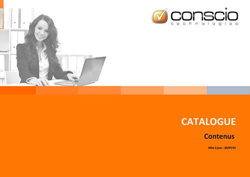 Catalogue Conscio Technologies